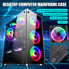 case, ledpccase, Computers, usb