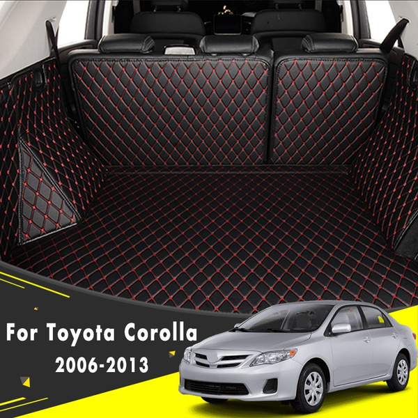 Car Trunk Mats For Toyota Corolla 2006