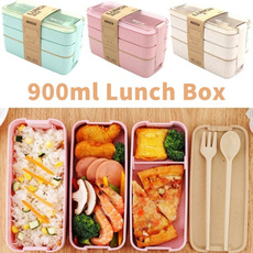 Box, 3layerlunchbox, studentlunchbox, bentobox