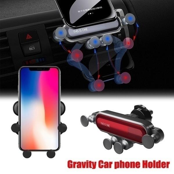 carbracket ، الهواتف الذكية ، حامل الجاذبية ، حامل الهاتف