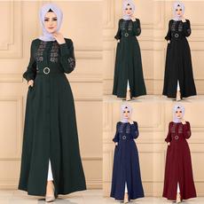 roupas femininas, Sleeve, long dress, Dress