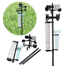 meteorologicalmeasurer, Outdoor, Garden, windraingauge