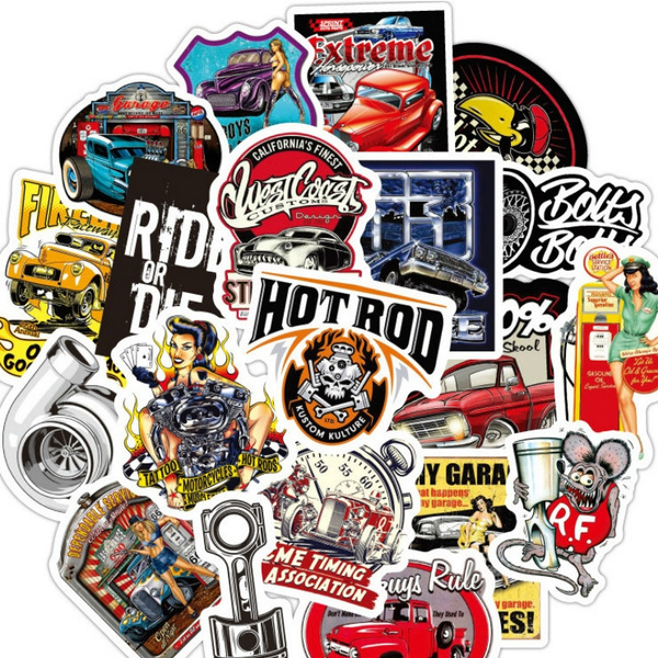 suitcasesticker, Luggage, Refrigerator, Cars