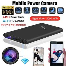 Webcams, photograph, spycamerawifi, Powerbank