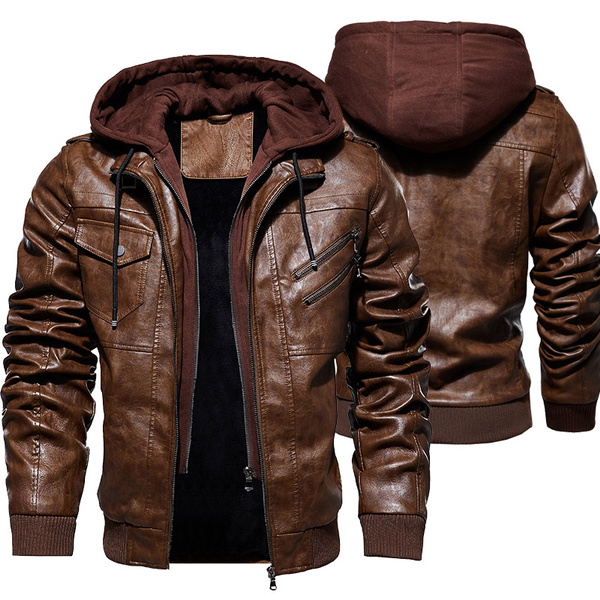 motorcyclejacket, bikerjacket, hooded, coatsampjacket