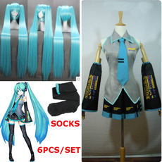 Cosplay, Vocaloid, Dress, Halloween