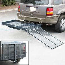 cargo, wheelchaircarrier, mobility, ramp