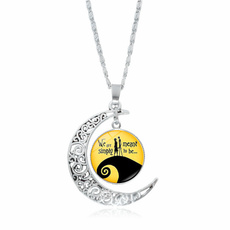 couple necklace, Christmas, Pendant, Gifts