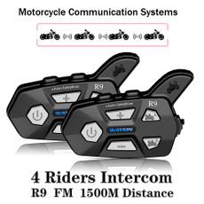 intercomsystem, Auriculares, motorbike, bluetoothintercom