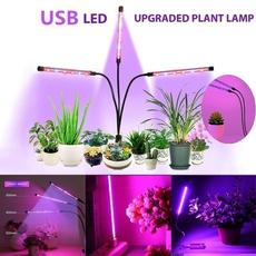 Flowers, led, usb, usbplantlight