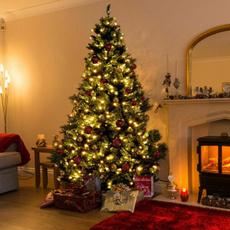 ledchristmastree, Christmas, christmastreestand, lights