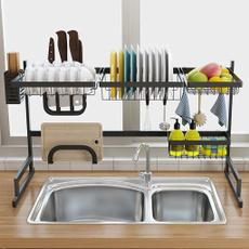 utensilsholder, Kitchen & Dining, displayshelf, storagerack