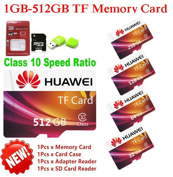 Micro Flash Memory Card TF Card HUAWEI 8-512GB Original SD Card Class10 for  MP3