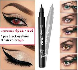 Makeup, retractable, Beauty, Waterproof
