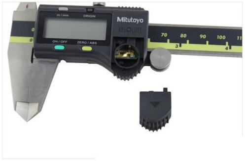 "MITUTOYO ABSOLUTE 12/"" DIGITAL CALIPER BRAND Vernier 500-196-230 300mm//12/"" in BOX"