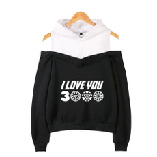 Outdoor, iloveyou3000time, womens hoodie, Love