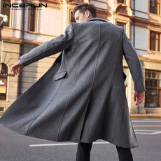 woolen, warmjacket, trenchcoatformen, Winter