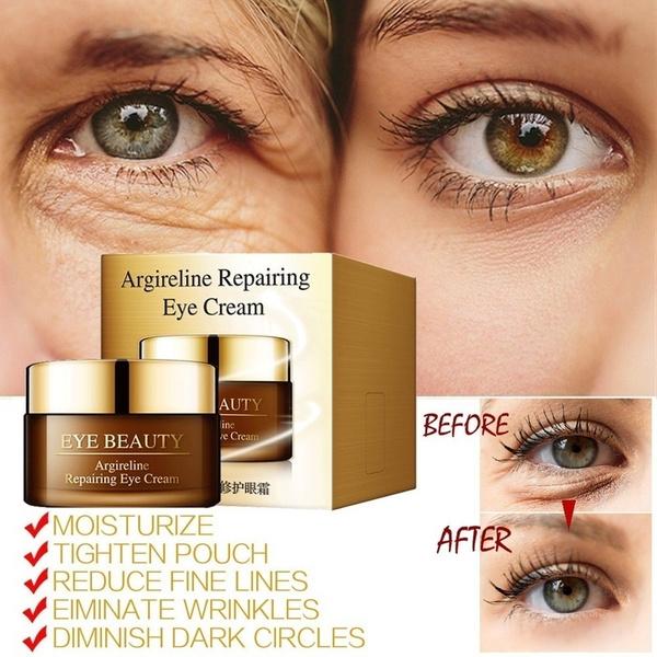 Newest Firming Eye Cream For Remove Dark Circles Eye Bags Fat