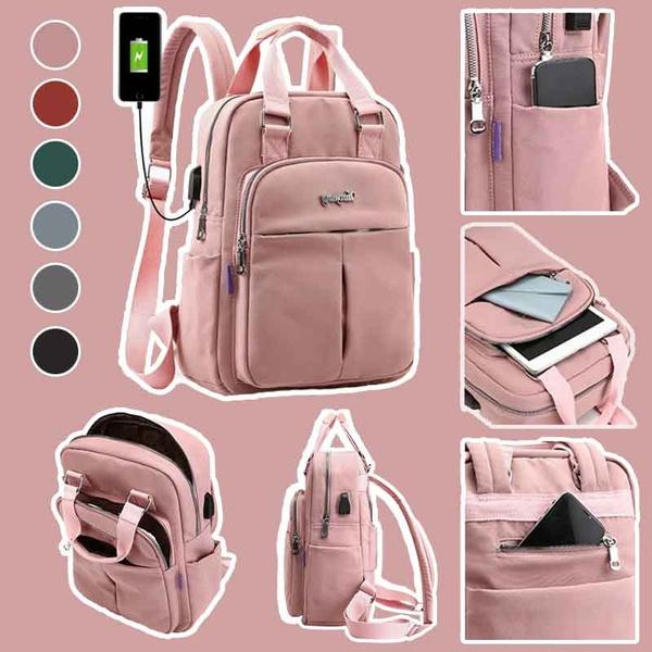 Laptop Backpack, waterproof bag, travelingbag, Laptop