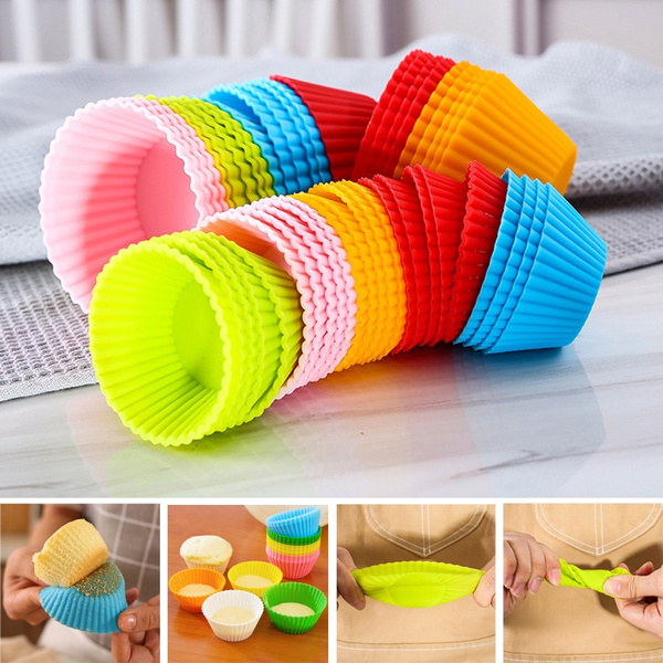 Baking, Cup, Silicone, Tool