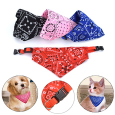 Triangles, Dog-Bandana, Polyester, Fashion