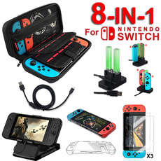 joycon, Screen Protectors, Video Games, chargingholder