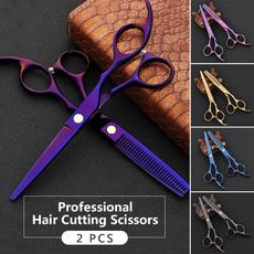 Steel, haircutting, hairdressingscissor, Tool