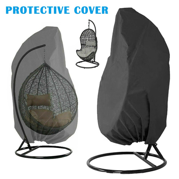 Incredible Outdoor Patio Hanging Chair Cover Heavy Duty Egg Swing Chair Covers Dust Cover Outdoor Garden Pdpeps Interior Chair Design Pdpepsorg