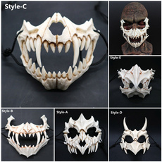 masksforhalloween, Cosplay, Animal, skull