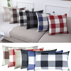 case, plaid, Cover, decorativepillowcover