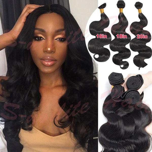 Beauty Makeup, hair3bundle, human hair, bundle