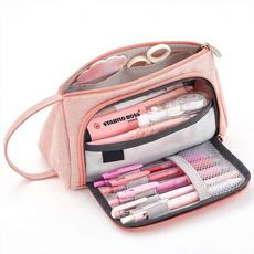 Kawaii, pencil, pencilbag, Capacity