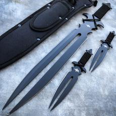 dagger, Cosplay, fantasyknife, ninja