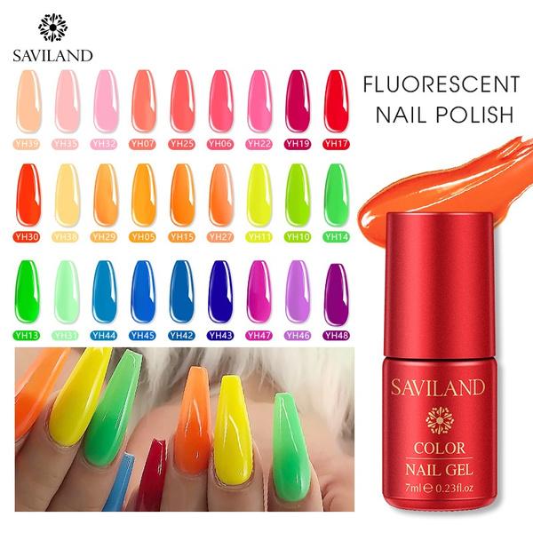 manicure tool, Neon, nailglitter, Beauty