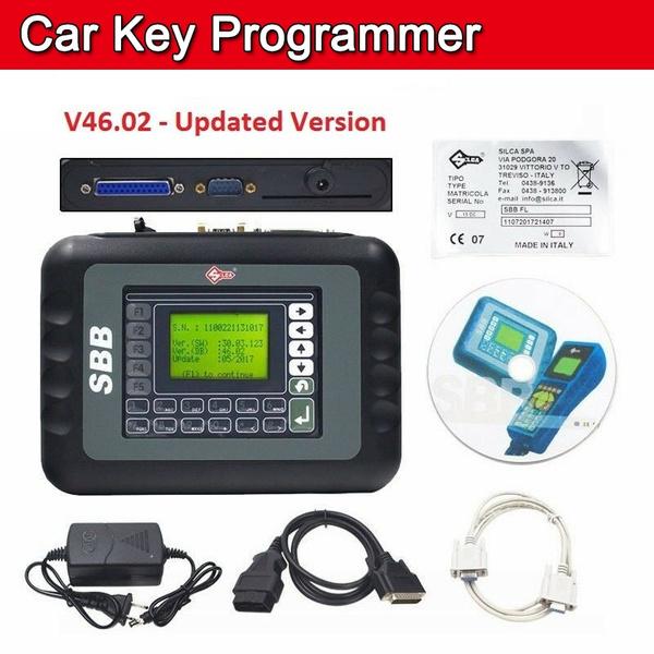 SBB V46.02 universal Auto Key Programming Immobilizer For Multi Brands Car Tool