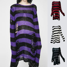 Goth, Plus Size, onecksweater, Sweaters
