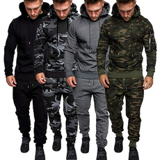 sportsuitsportsuit, hoodiesformen, Outdoor, Men's Fashion