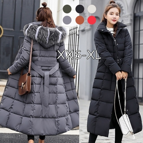 Dress womens clothing: Winter coat for ladies
