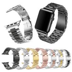 Steel, iwatchband38mm, applewatchband42mm, Stainless Steel