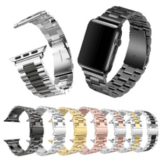 Steel, iwatchband38mm, applewatchband42mm, Stainless Steel