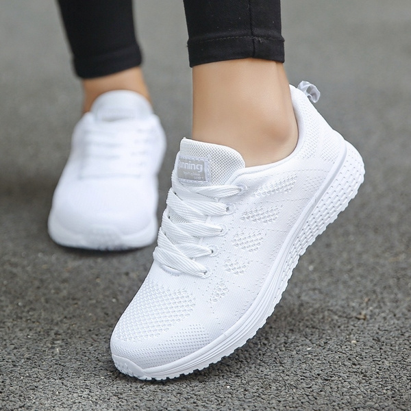 Running Shoes Breathable Mesh