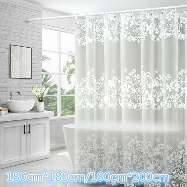 Bathroom Waterproof Shower Curtains