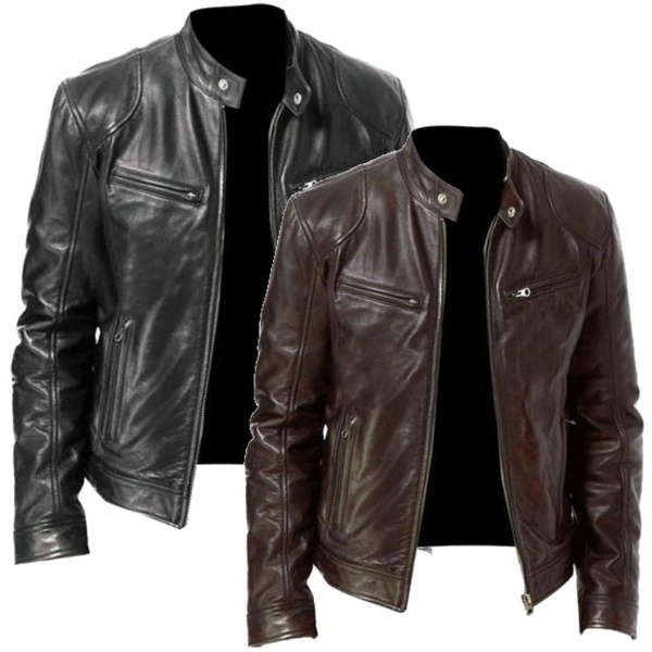 motorcyclejacket, men coat, pujacket, Winter