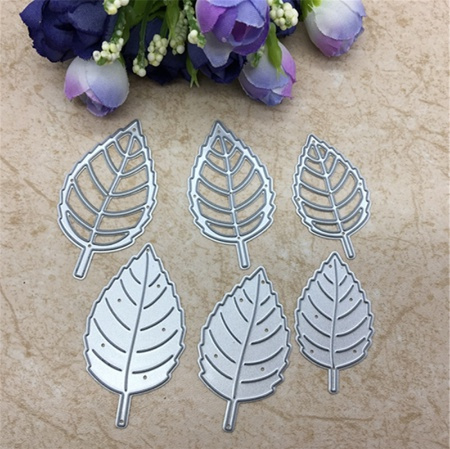 Steel, craftembossingdiecut, leaf, scrapbookingembossingdie