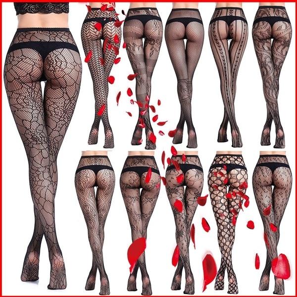 womens stockings, Lace, Elastic, pants