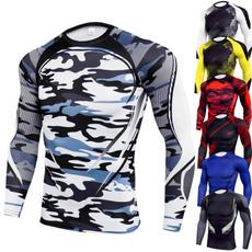 Fashion, tshirt men, Sleeve, Fitness