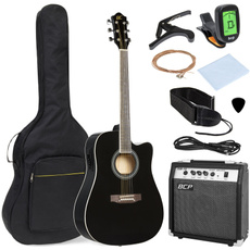 case, Blues, Electric, Acoustic Guitar