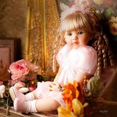 Blues, cute, Toy, Princess