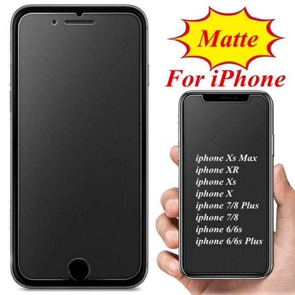 iphone 6s plus screen protector matte