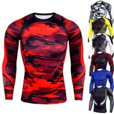sportswearmen, Moda, bodybuilding, Shirt